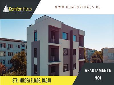 Komfort Haus - str. Mircea Eliade